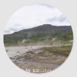 Geysir, Iceland Sticker