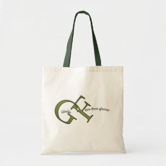 GF: Gladly Free from gluten! Shopping bag