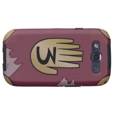 GF Journal #3 phone case for the S3. Samsung Galaxy S3 Cover