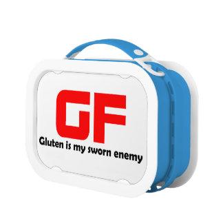 GF Lunch Box - Funny Gluten Free Gift