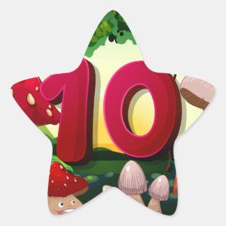 gf_mixnset_10 star sticker