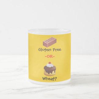 GF or Wheat? Mugs