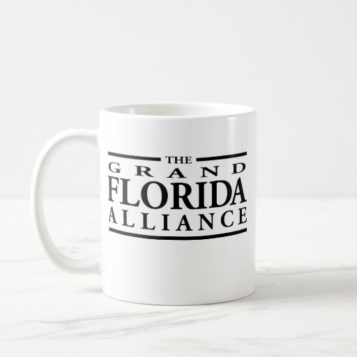 GFA logo mug