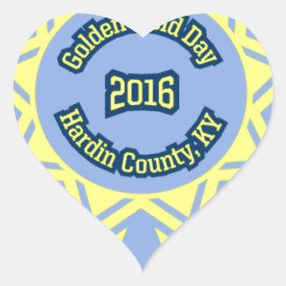 GFD Emblem Heart Sticker