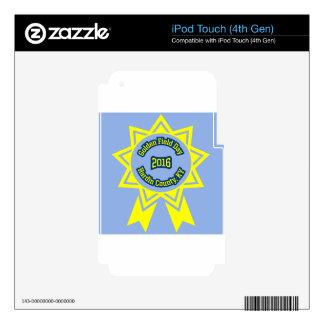 GFD Emblem iPod Touch 4G Skin
