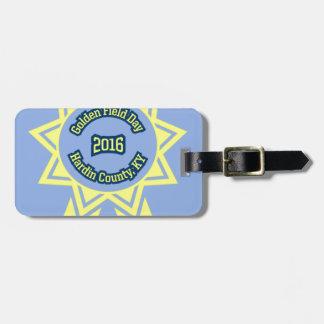 GFD Emblem Luggage Tag