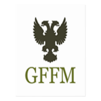 GFFM Products Postcard