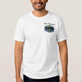 gfm logo, Kirk  Thompson Shirt