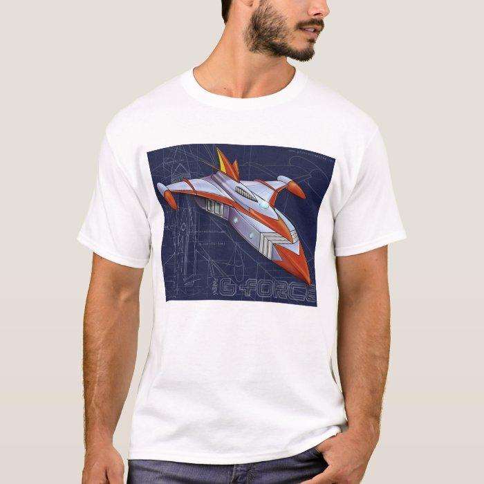 Gforce phoenix t shirt zazzle for Phoenix t shirt printing