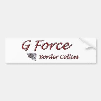 gforcelogopuppyy bumper stickers