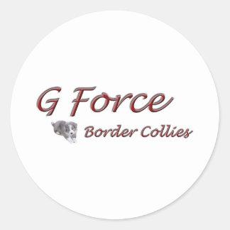 gforcelogopuppyy sticker