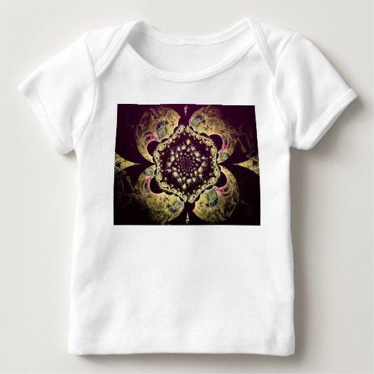 Gft_PersianFloralMotif.jpg Baby T-Shirt