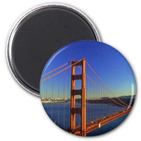 GG Bridge Magnet