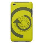Gg de la caja de la casamata de la flecha de C iPod Case-Mate Cárcasas