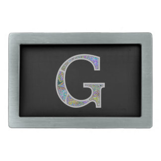 Gg Illuminated Monogram Belt Buckle