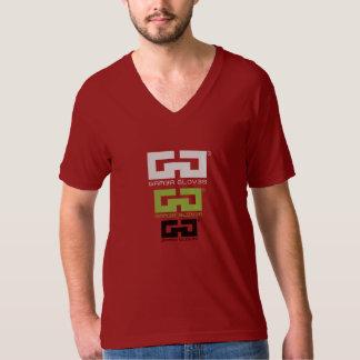 GG V Neck T-Shirt