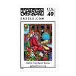 GGBR Santa 09 Stamp