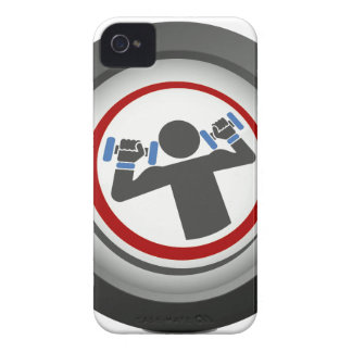 GGFLogo.gif iPhone 4 Case