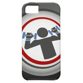 GGFLogo.gif iPhone SE/5/5s Case