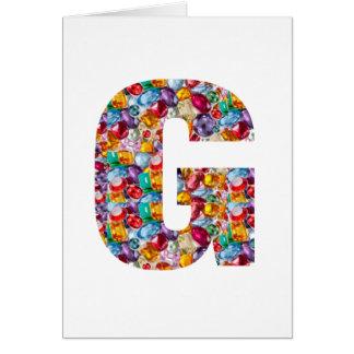 GGG Grandma to GrandBaby all LOVE ATTENTION Greeting Card