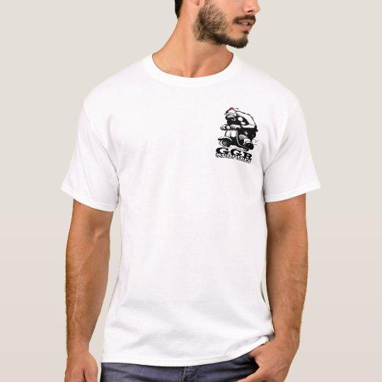 GGR b&w w/red fez T-Shirt