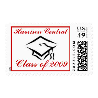 gh, Class of 2009, Harrison Central Postage