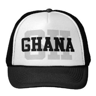 GH Ghana Trucker Hat