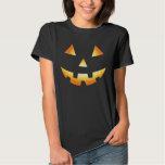 GH Glowing Pumpkin Cool Halloween Shirt