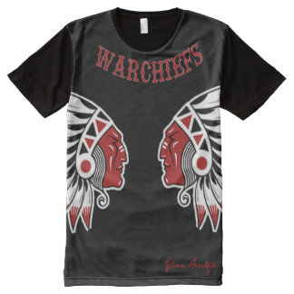 GH Warchiefs shirt