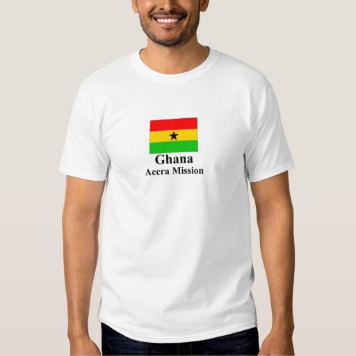 Ghana Accra Mission T-Shirt