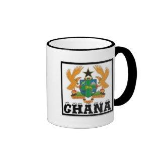 Ghana (Africa) Coffee Mug