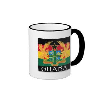 Ghana (Africa) Coffee Mugs