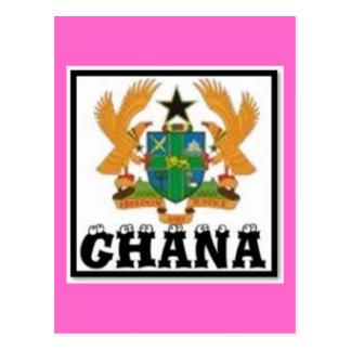 Ghana (Africa) Post Card