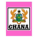 Ghana (África) Postal