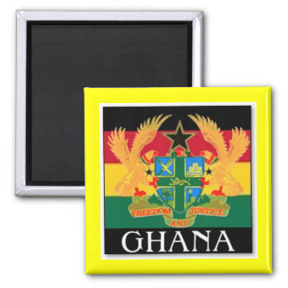 Ghana (Africa) Refrigerator Magnets