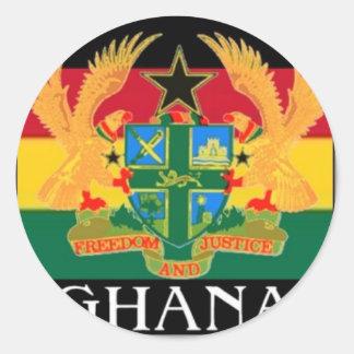 Ghana (Africa) Sticker
