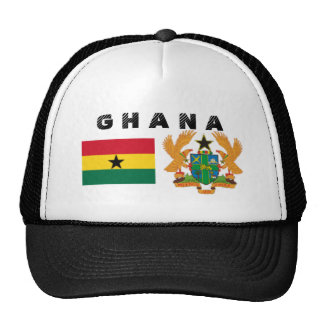 GHANA APPAREL , T-SHIRT ETC TRUCKER HAT