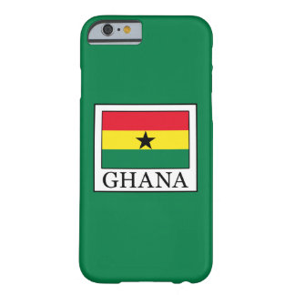 Ghana Barely There iPhone 6 Case