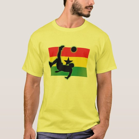 Ghana Bicycle Kick T-Shirt