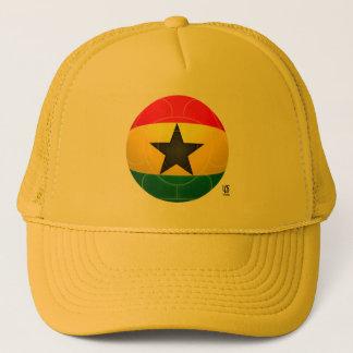 Ghana - Black Stars Football Trucker Hat