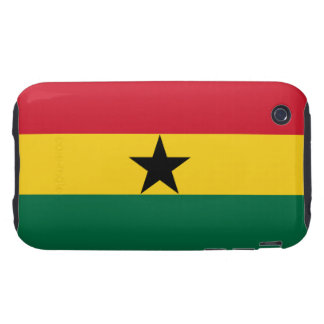 Ghana Case-Mate Tough™ iPhone 3G/3GS Case iPhone 3 Tough Covers