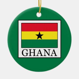 Ghana Ceramic Ornament