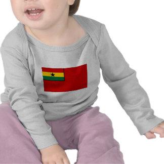 Ghana Civil Ensign Tees