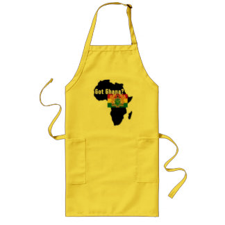 Ghana Coat of arms T-shirt And Etc Apron