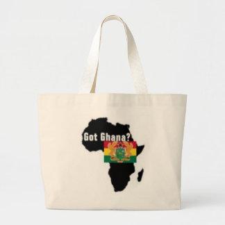 Ghana Coat of arms T-shirt And Etc Tote Bag