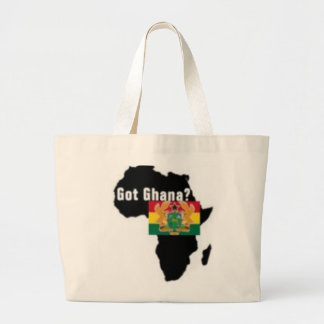 Ghana Coat of arms T-shirt And Etc Canvas Bags