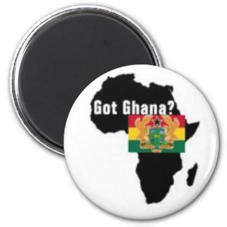 Ghana Coat of arms T-shirt And Etc Fridge Magnets