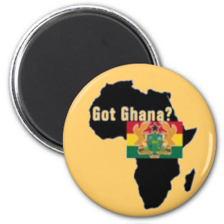 Ghana Coat of arms T-shirt And Etc Magnet