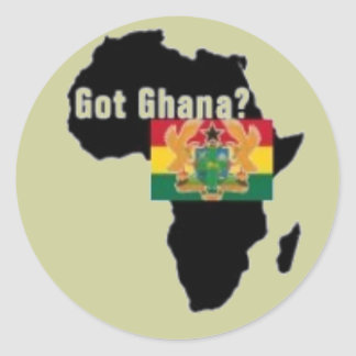 Ghana Coat of arms T-shirt And Etc Stickers