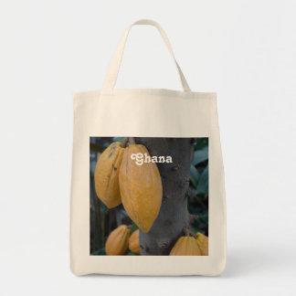 Ghana Cocoa Canvas Bag